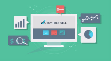 Buy Hold Sell Animated Video Production