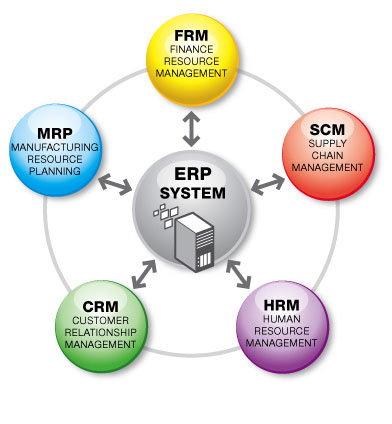 CRM and ERP Development
